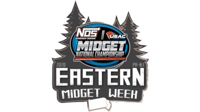Full Replay | Eastern Midget Week at Action Track USA 8/5/20