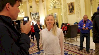 Shalane Flanagan Was So Delirious, She Thought She Won