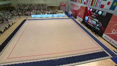 Full Replay - 2019 Minsk World Challenge Cup - Rhythmic - Aug 18, 2019 at 4:54 AM CDT
