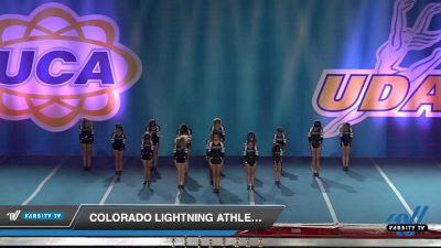 - Colorado Lightning Athletics - Ice [2019 Junior 2 Day 2] 2019 UCA and UDA Mile High Championship