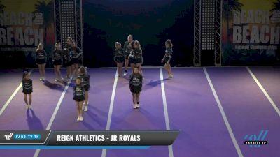Reign Athletics - Jr Royals [2021 L2 Junior - D2 - Small Day 2] 2021 ACDA: Reach The Beach Nationals