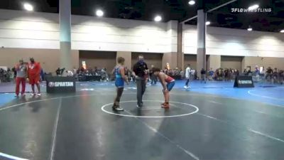 136 lbs Prelims - Casey Liess, Genesee Valley Wrestling Club vs Camden Arbogast, New Hampshire