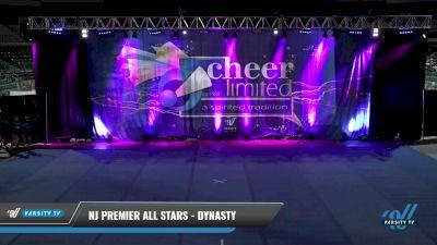 NJ Premier All Stars - Dynasty [2021 L2 Junior - Small - B] 2021 Cheer Ltd Open Championship: Trenton