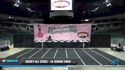 Jersey All Stars - L6 Senior Coed - Small [2021 Villains] 2021 ACP Disco Open Championship: Trenton