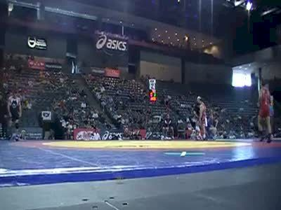 66 KG FS Challenge Tournament FINAL Josh Churella VS Brent Metcalf