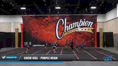 Cheer Xcel - Purple Reign [2021 L1 Senior] 2021 Wolfpack Championship