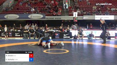 130 lbs Rr Rnd 3 - Robert Smith, New York Athletic Club vs Cohlton Schultz, Sunkist Kids Wrestling Club
