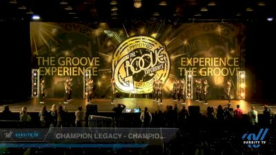 Champion Legacy - Champion Legacy Senior Hip Hop [2019 Senior - Hip Hop - Large Day 2] 2019 WSF All Star Cheer and Dance Championship