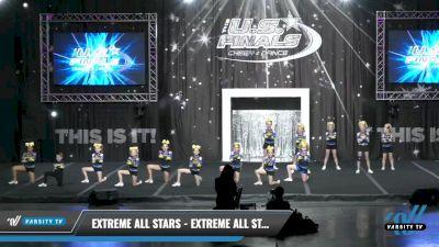 Extreme All Stars - Extreme All Stars Blue Diamonds [2021 L1 Mini - D2 Day 1] 2021 The U.S. Finals: Louisville