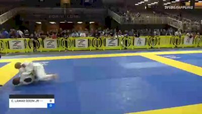 CRAIG LAMAR ODOM JR vs PRESTON O'CONNER WEBB 2021 Pan Kids Jiu-Jitsu IBJJF Championship