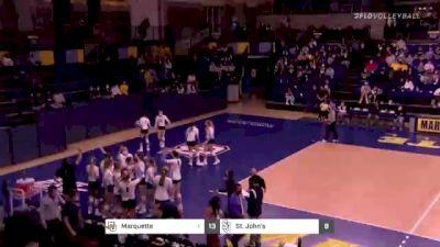 Replay: St. John's vs Marquette | Oct 15 @ 8 PM