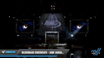 Bluegrass Cheercats - Jade Jaguars [2021 L3 Junior - Medium Day 2] 2021 The U.S. Finals: Louisville