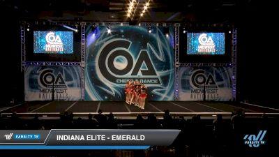 Indiana Elite - Emerald [2020 L2 Senior - Small Day 2] 2020 COA: Midwest National Championship
