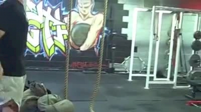 Wrestling Conditioning: Power Endurance Workout