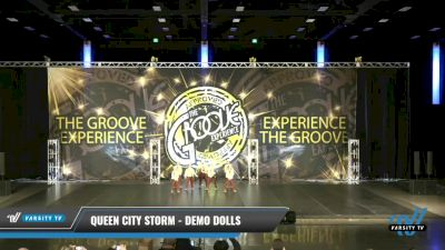 Queen City Storm - Demo Dolls [2021 Mini - Hip Hop - Small Day 2] 2021 Groove Dance Nationals