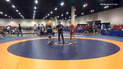 125 kg Prelims - Gabriel Beyer, Arkansas Regional Training Center vs Gannon Gremmel, Cyclone Regional Training Center C-RTC