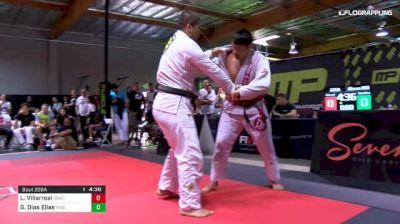 Louis Villarreal vs Gustavo Dias Elias World Series of Grappling #2