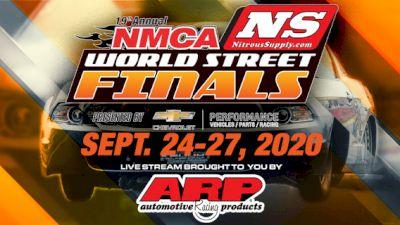 Full Replay | NMCA World Street Finals 9/26/20