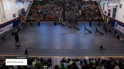 AMP Winter Guard at 2019 WGI Guard East Power Regional