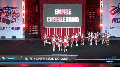 - Empire Cheerleading Moxie Black [2019 Mini 1 Day 1] 2019 NCA North Texas Classic