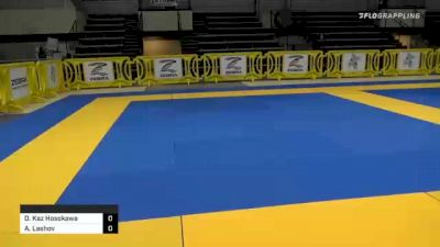 Damian Kaz Hosokawa vs Alexander Lashov 2020 American National IBJJF Jiu-Jitsu Championship