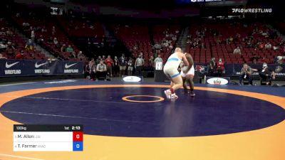 130 kg Quarters - Malcolm Allen, Legends Of Gold vs Tanner Farmer, New York Athletic Club