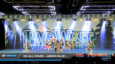 OC All Stars - Junior Blue - Foothill Ranch [2020 L3 Junior - Small Day 2] 2020 PacWest