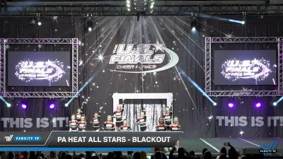 PA Heat All Stars - Blackout [2019 Junior 4 Day 2] 2019 US Finals Providence