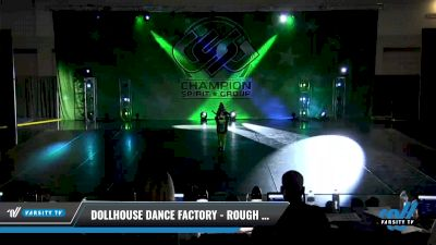 Dollhouse Dance Factory - Rough Riders [2021 Mini - Hip Hop - Large Day 2] 2021 CSG Dance Nationals