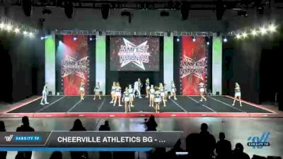 CheerVille Athletics BG - Mystique [2021 L4 Junior - Small - B Day 1] 2021 JAMfest Cheer Super Nationals