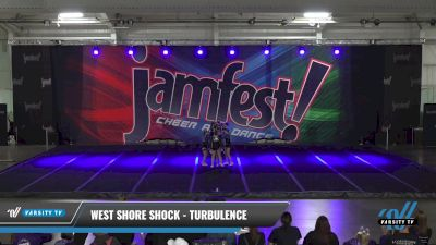 West Shore Shock - Turbulence [2021 L2.1 Performance Recreation - 18 and Younger (NON) Day 1] 2021 JAMfest: Liberty JAM