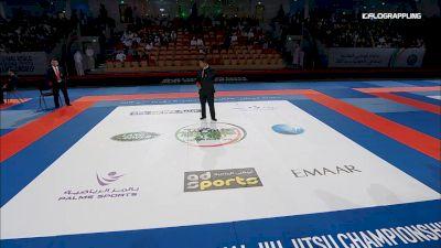 Kaynan Duarte vs Anton Minenko Abu Dhabi World Professional Jiu-Jitsu Championship