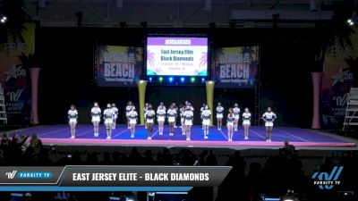 East Jersey Elite - Black Diamonds [2021 L4 Junior - D2 - Medium Day 2] 2021 ACDA: Reach The Beach Nationals