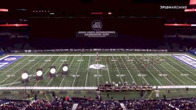 "Zoom ""Boston Crusaders"" at 2021 DCI Celebration (High)"