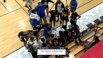 Phenom University vs Woodz Elite | 7.15.18 | Nike EYBL Boys Finals