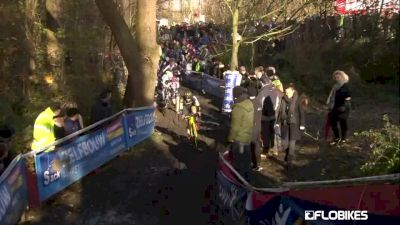 2017 Flandriencross Women's Elite Race Highlight Video