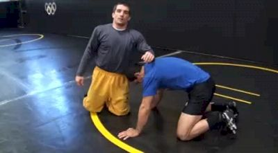 Front Headlock To Head In The Hole Finish