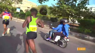 Replay: Rome Marathon | Sep 19 @ 11 AM