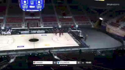 VIILANOVA vs. UMASS - 2021 WNIT - Round 1, Charlotte Regional
