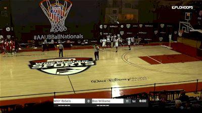 Boo Williams vs. WNY Rebels - Court 1
