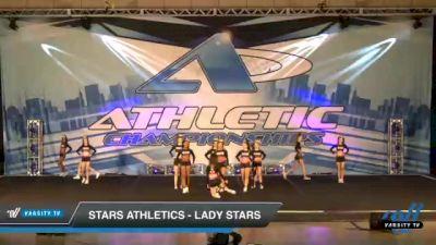 Stars Athletics - Lady Stars [2021 L2 Senior - Non-Building - D2 Day 1] 2021 Athletic Championships: Chattanooga DI & DII