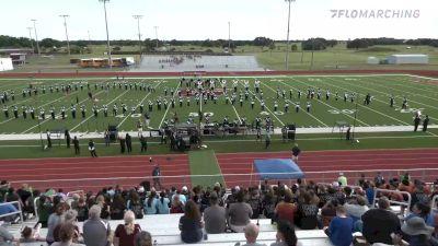 "Mayde Creek H.S. ""Houston TX"" at 2021 USBands Ganado Showcase"