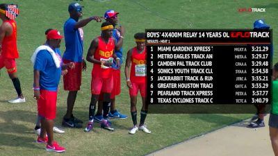2019 AAU Junior Olympic Games - Day Eight Track Replay (Part 2)