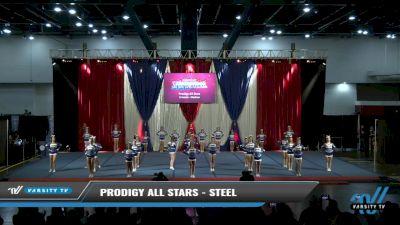 Prodigy All Stars - Steel [2021 L4 Junior - Medium Day 2] 2021 The American Spectacular DI & DII