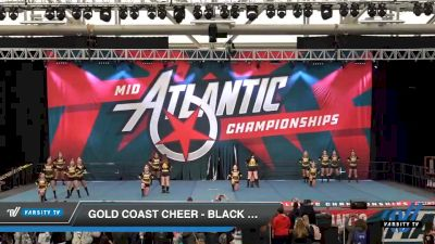 Gold Coast Cheer - Black Reign [2020 L3 International Junior Day 2] 2020 Mid-Atlantic Championships