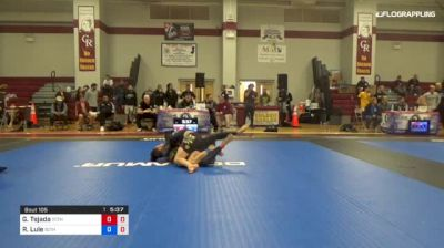 Gabriel Tejada vs Ricky Lule 1st ADCC North American Trials