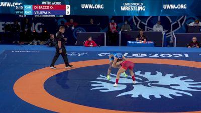 Replay: Mat B - 2021 Senior World Championships | Oct 7 @ 7 PM