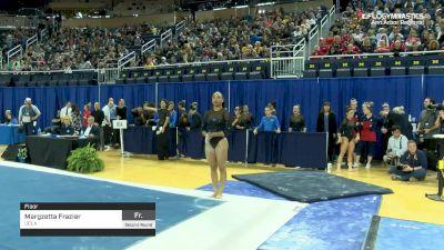 Margzetta Frazier - Floor, UCLA - 2019 NCAA Gymnastics Ann Arbor Regional Championship