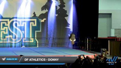 DF Athletics - Donny [2020 L4 Senior - Solo (Male) Day 1] 2020 PacWest