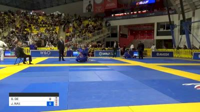 SAMIR JOSÉ CHANTRE DAHÁS vs FREDERICO AUGUSTO ALVES SILVA 2019 World Jiu-Jitsu IBJJF Championship
